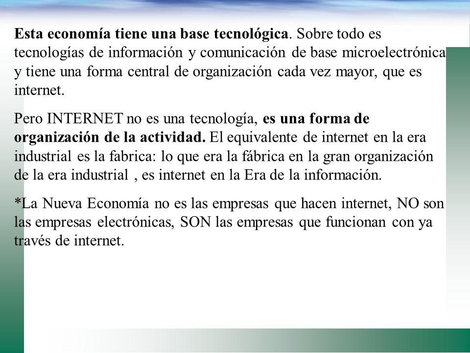 *Cuando hablamos de INTERNACIONALIZACIÓN DEL COMERCIO, en realidad, una función de la internacionalización de la producción, o se, más que exportar, l