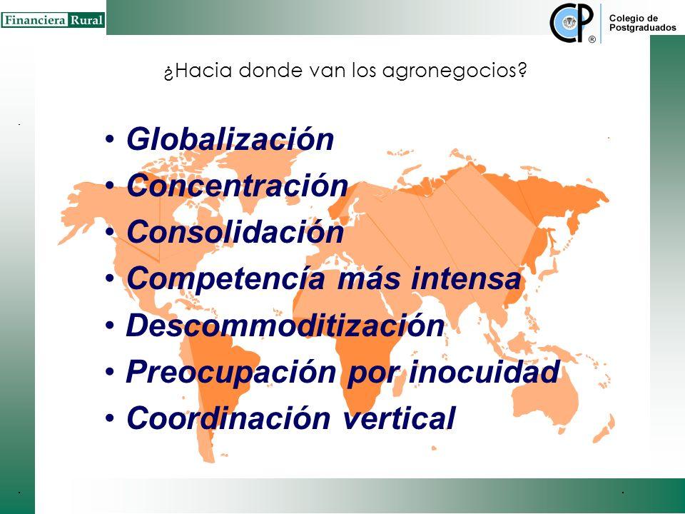 HPV LDC … obligando el desarrollo de nuevas estrategias que contempla competir tanto en costos como en valor * Innovación continua de productos * Inve