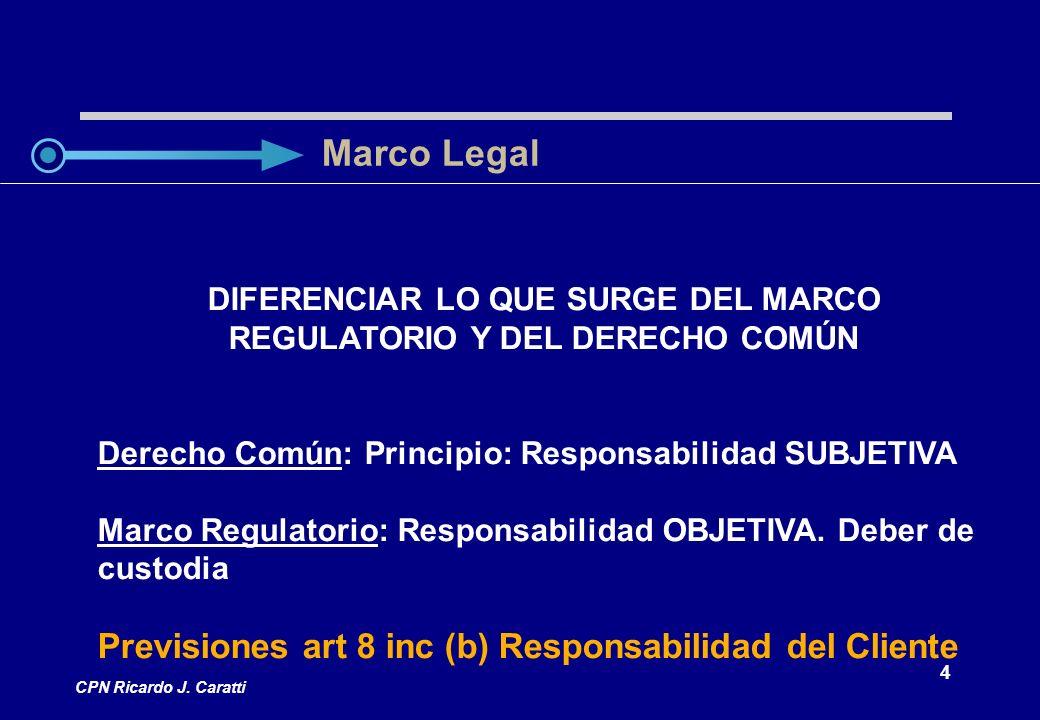 35 CPN Ricardo J.Caratti Manipuleo indebido de medidores.