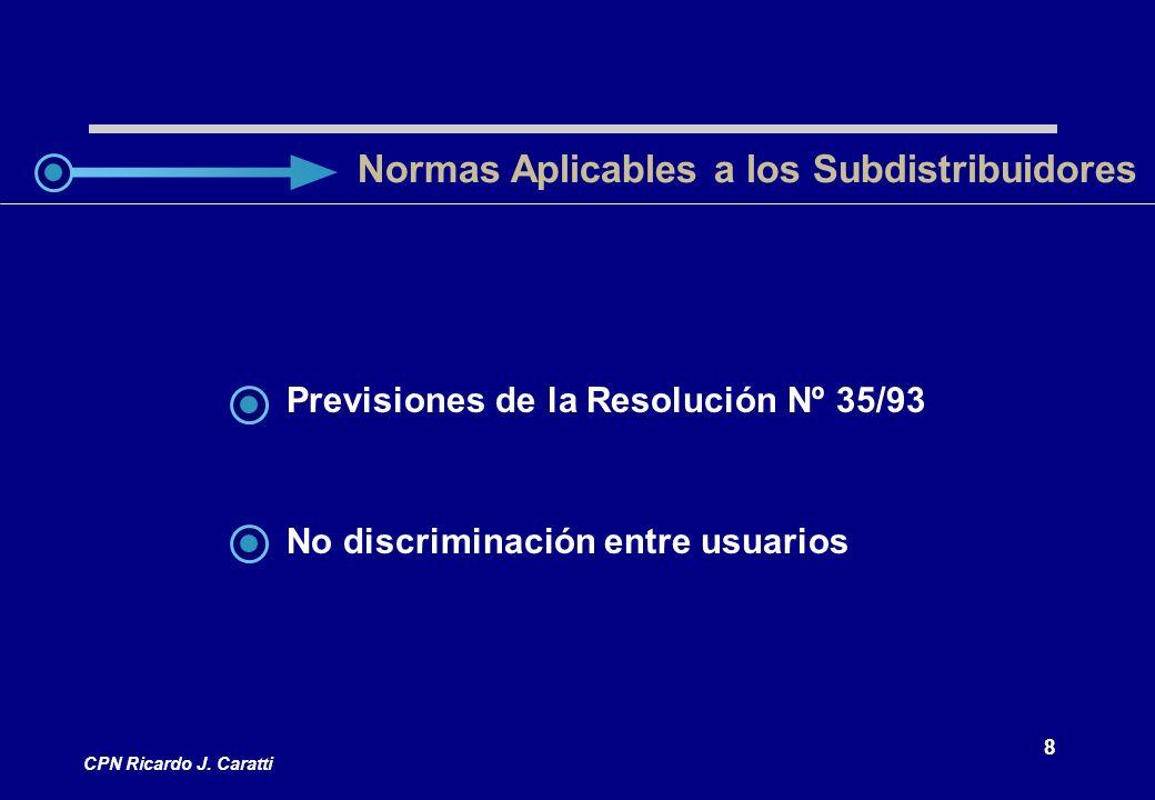 29 CPN Ricardo J.Caratti Manipuleo indebido de medidores.