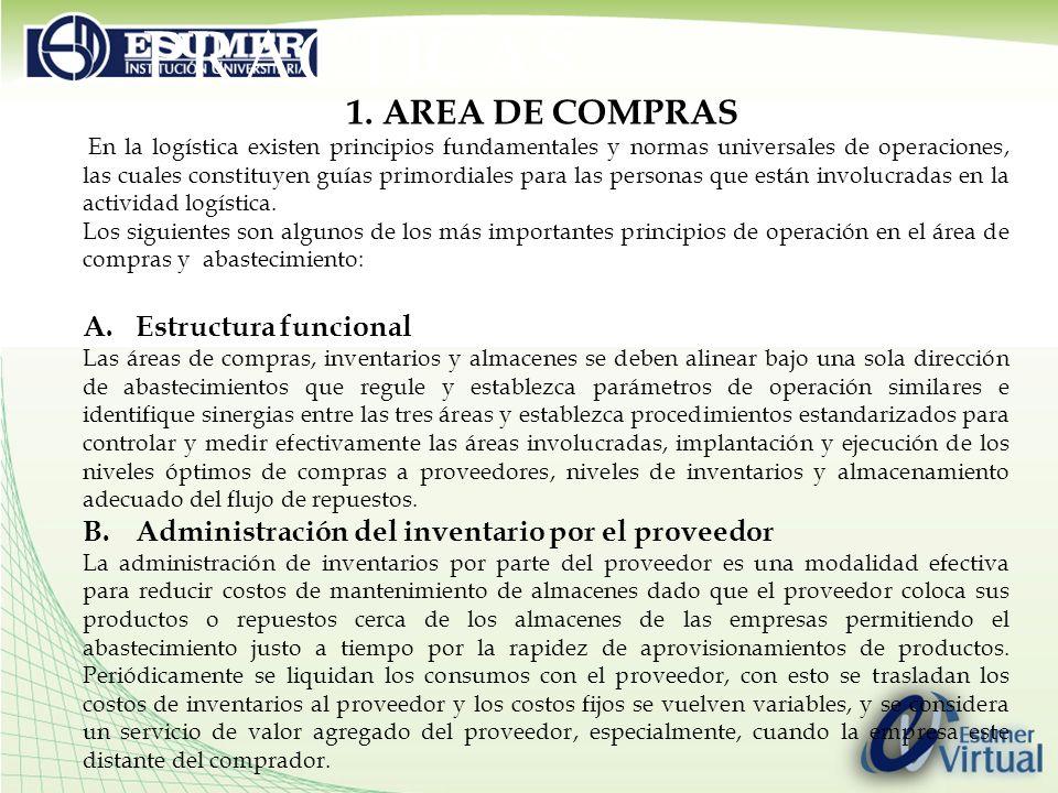 MEJORES PRACTICAS COMPRAS 1.