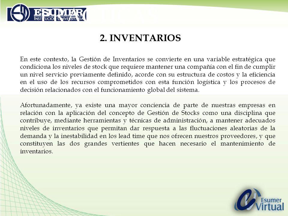 MEJORES PRACTICAS INVENTARIOS 2.