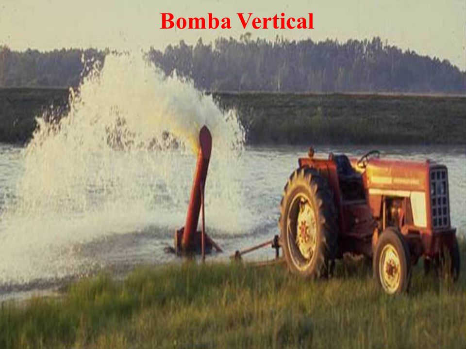 Bomba Vertical