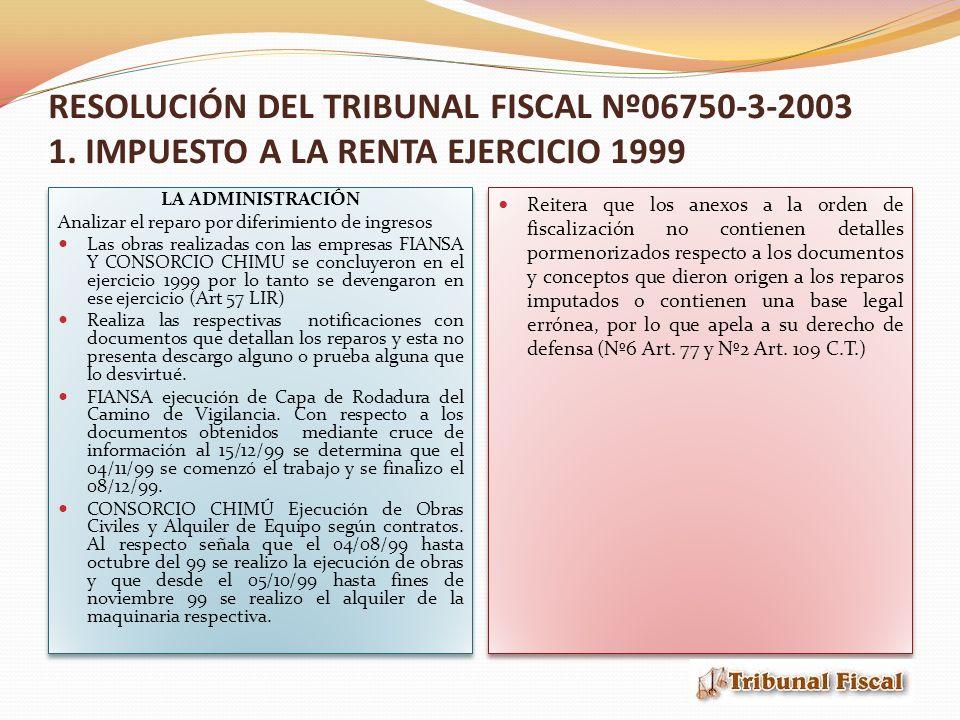 1.Si la Administración infringió el Art 81 del Código Tributario.