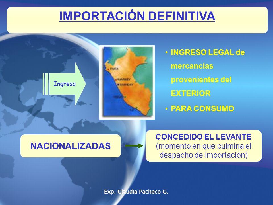 REGIMENES SUSPENSIVOS Exp. Claudia Pacheco G.