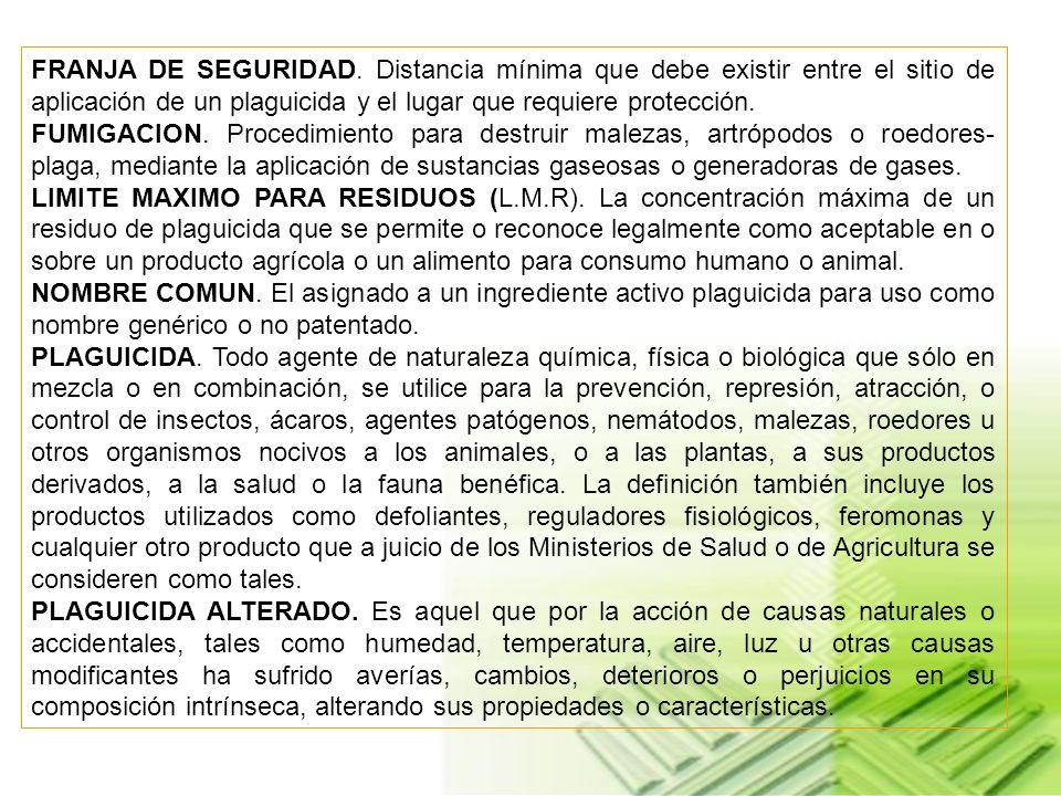 Artículo 117.DE LAS INSTRUCCIONES PARA APLICACION.