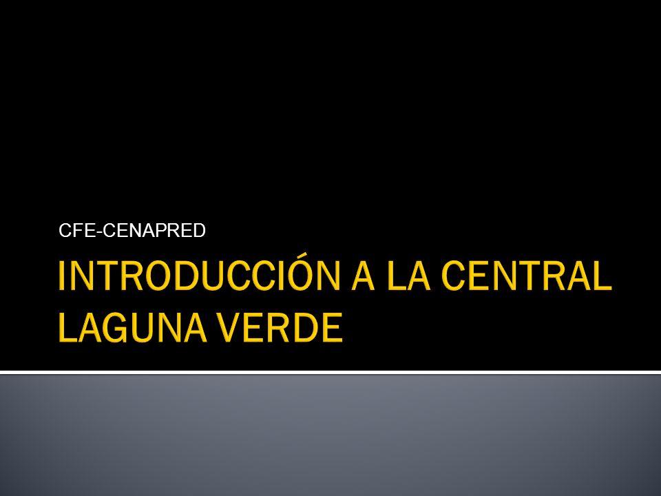 Conocer de manera general el funcionamiento y generación de energía eléctrica de la Central Laguna Verde