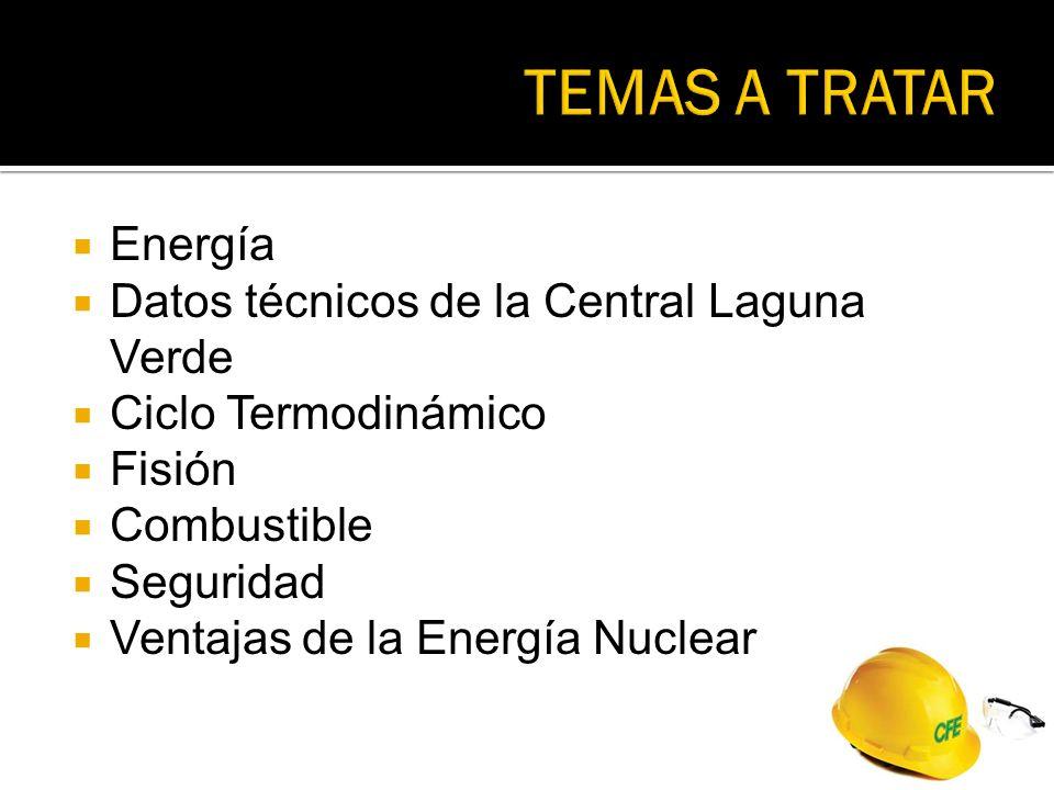 Al proceso por el que pasa el combustible desde su extracción en minas hasta su gestión como desecho se le conoce como CICLO DE COMBUSTIBLE.