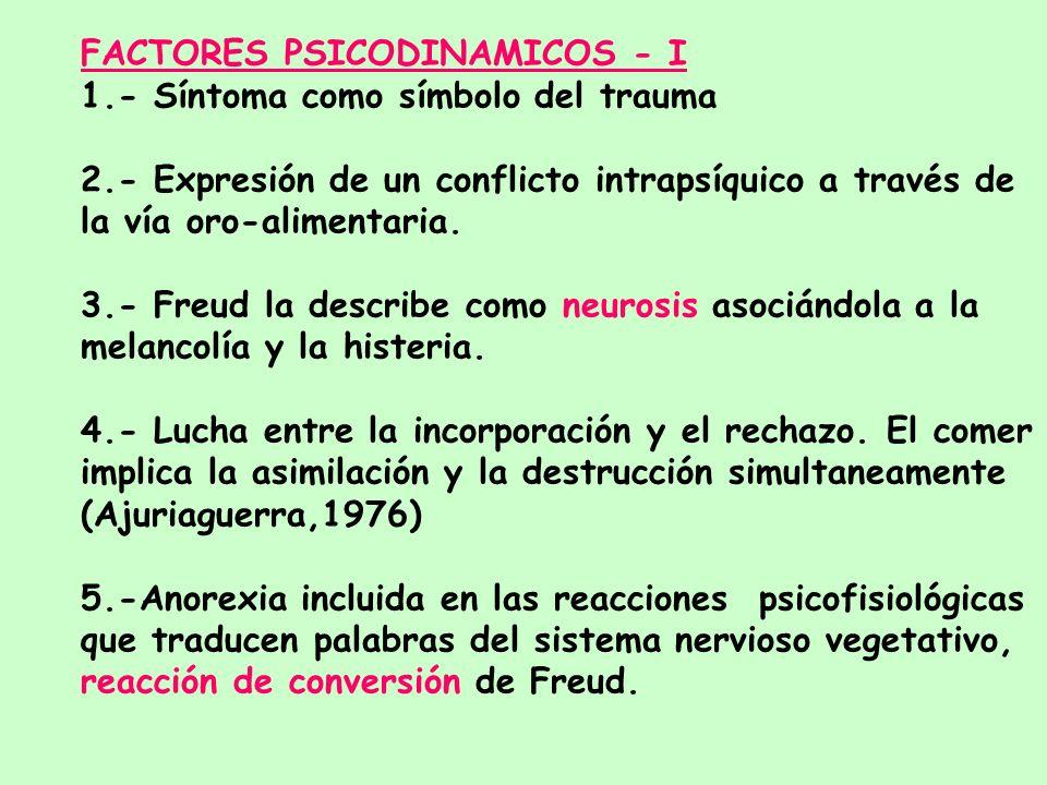 1.-Modelo Cognitivo-Conductual 2.- Modelo Psicodinámico