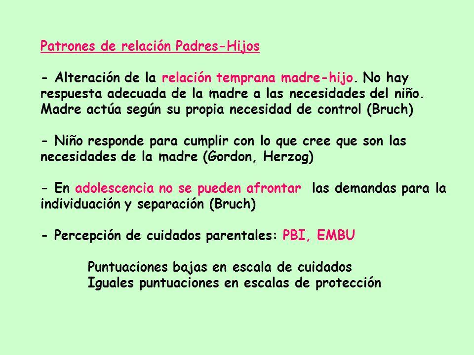 Factores sociodemograficos - Clase social - Orden fratria, composición y tamaño familiar - Edad de los padres Acontecimientos adversos en la familia -