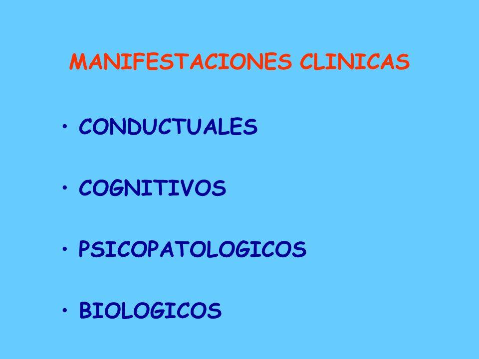 MANIFESTACIONES CLINICAS DE LOS TCA TCA tienen dos componentes 1.- Alteración conductual y psicopatológica asociada con problemas psicológicos e inter