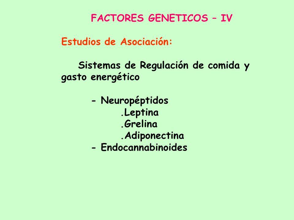 FACTORES GENETICOS – III Estudios de Asociación: Sistema de las momoaminas - Gen receptor de 5-HT 2a alelo -1438/A y genotipo AA. Relacionado con la e