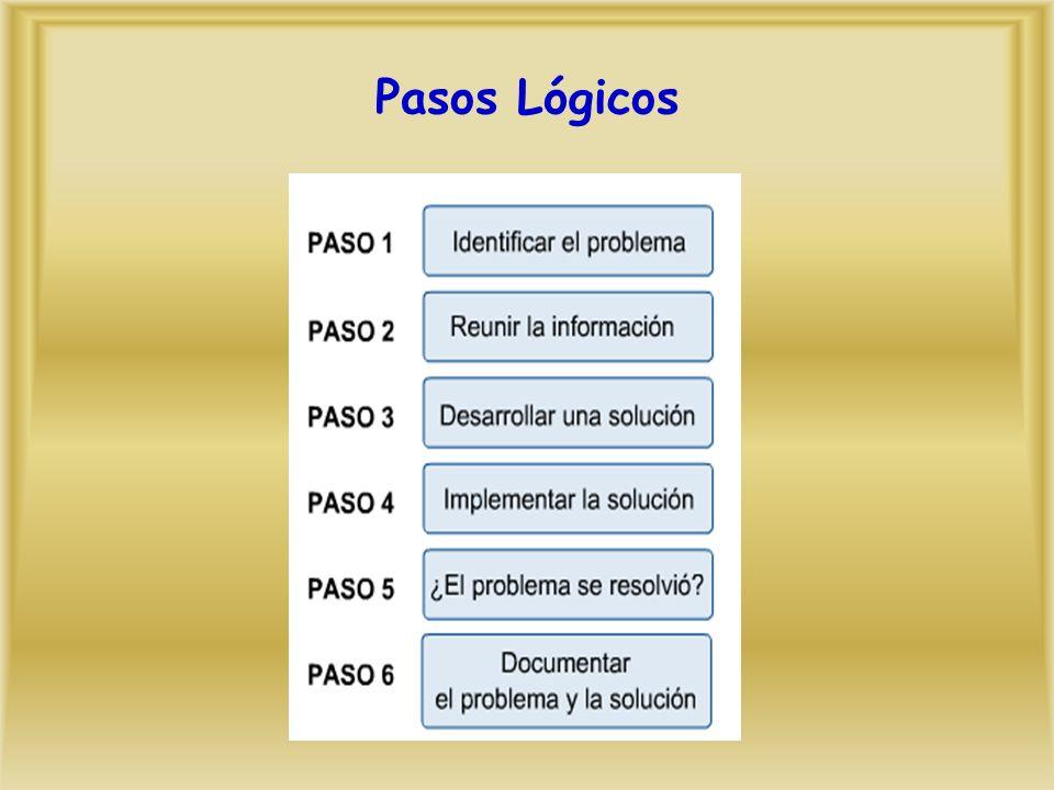 Pasos Lógicos