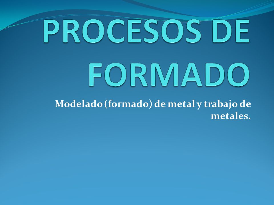 FORJADO 4.Forja con prensa Forjas de más de 100 ton de peso pueden ser movidas fácilmente en estas prensas forjadoras y los productos de más alta calidad son manufacturados por esta técnica.