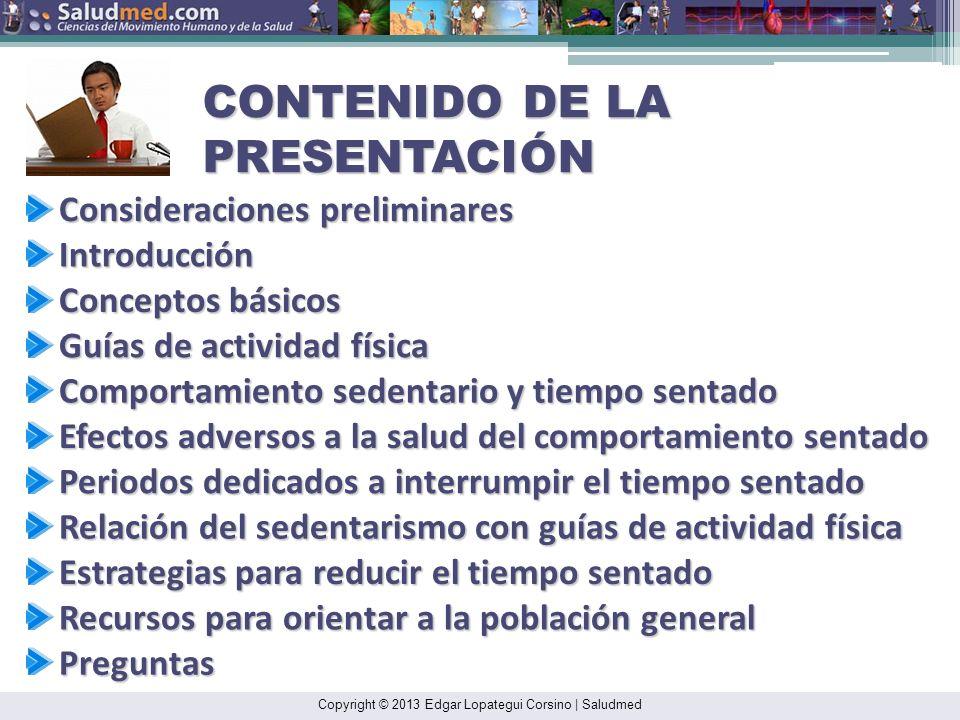 Copyright © 2013 Edgar Lopategui Corsino | Saludmed BIOENERGÉTICA: REPASO * Vínculo del Tópico de la Clase Anterior con la de Hoy * Energía es… Al gen