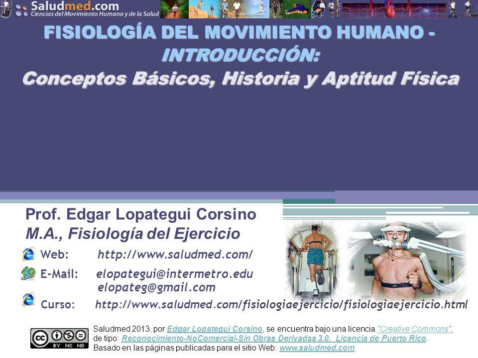 Copyright © 2013 Edgar Lopategui Corsino   Saludmed BOSQUEJO Introducción Salud física para emprender Rehabilitación del fracaso Emprendedores en las ciencias del movimiento humano y deporte Oportudidades de emprendimiento en las ciencias de la salud