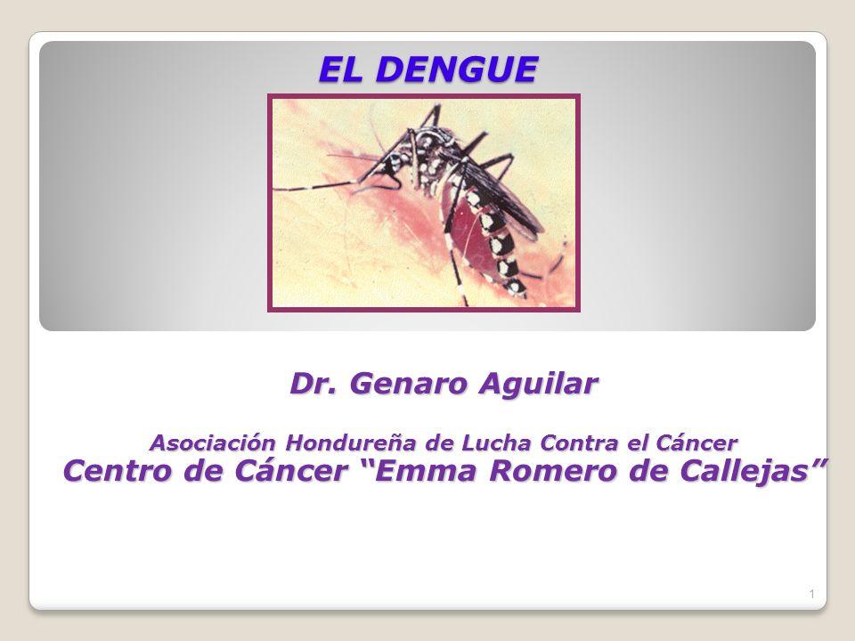 EL DENGUE Dr.