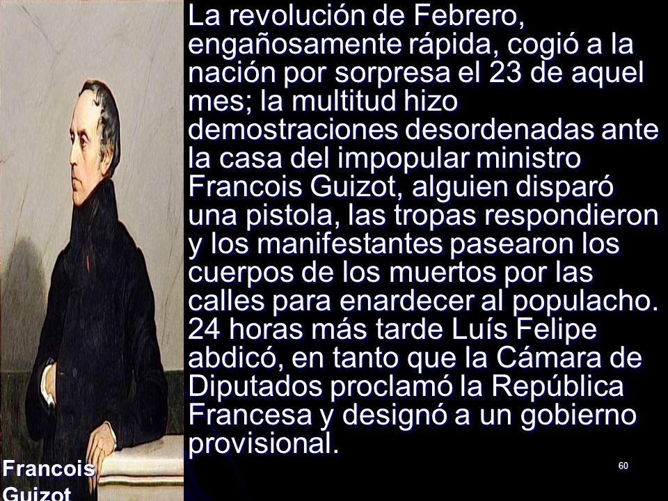 60 La revolución de Febrero, engañosamente rápida, cogió a la nación por sorpresa el 23 de aquel mes; la multitud hizo demostraciones desordenadas ant
