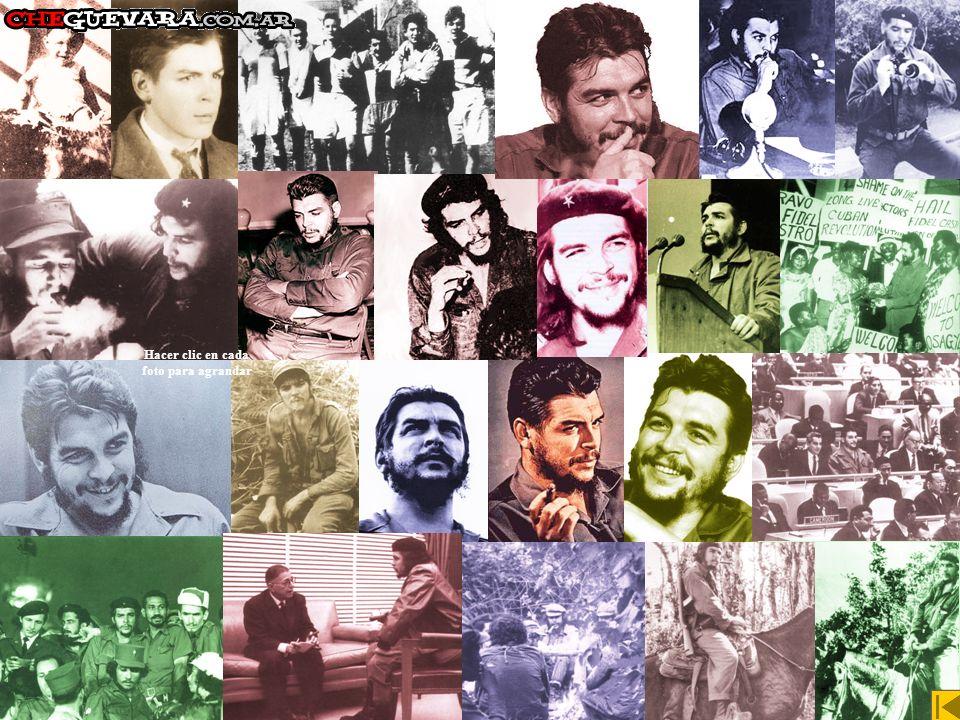 Discurso del Che Guevara en la Asamblea General de la ONU (continuación) que los pueblos sí pueden liberarse y sí pueden mantenerse libres en las actuales condiciones de la humanidad.