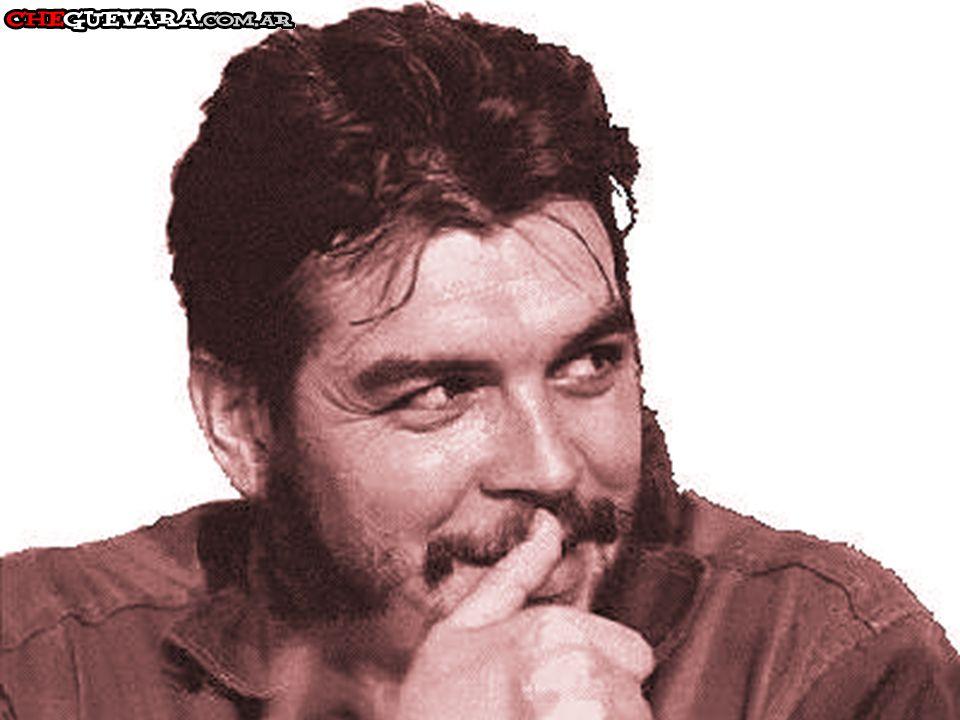 Discurso del Che Guevara en la Asamblea General de la ONU (continuación) Todos los hombres libres del mundo deben aprestarse a vengar el crimen del Congo.