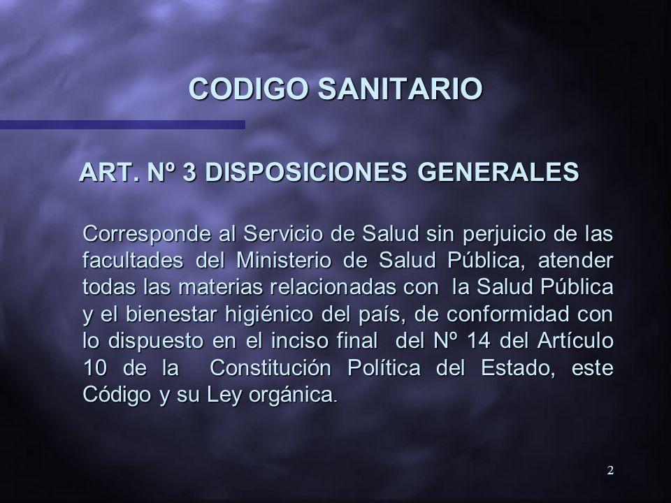 1 SUSTENTO REGLAMENTARIO VIGENTE QUE OTORGA FACULTADES A LOS SERVICIOS DE SALUD PARA PROCEDER EN ASPECTOS SANITARIOS COMO DE HIGIENE Y SEGURIDAD.