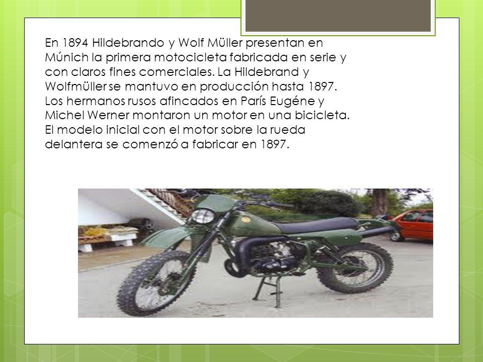 La motocicleta se mantiene erguida en recta y mantiene la estabilidad en curva gracias al efecto giroscópico de las ruedas.