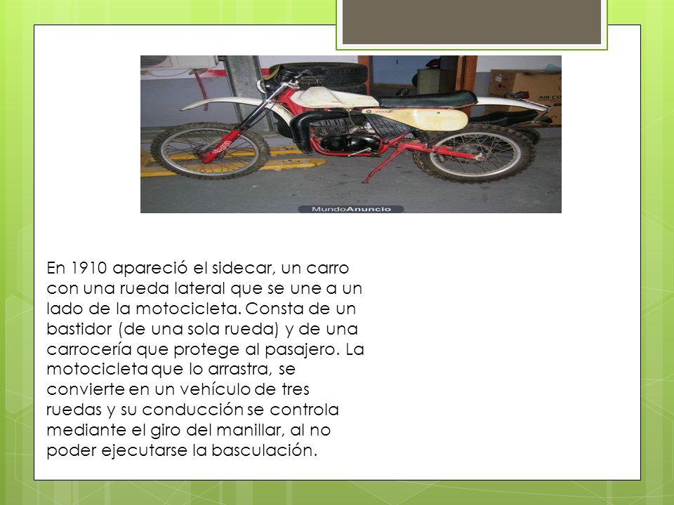 Ciclomotor supermotard