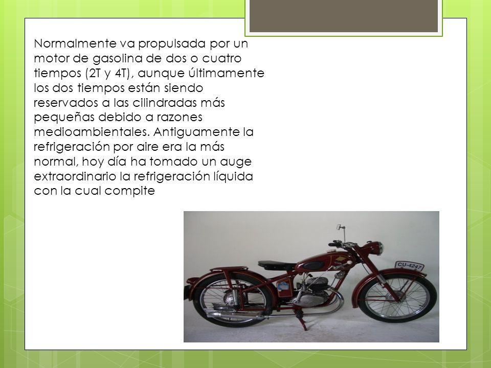 Clases de motos: modelos, precios, características...