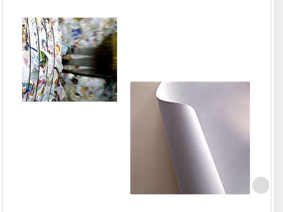 TIPOS DE PAPEL papel de acetato: el de las trasparencias.