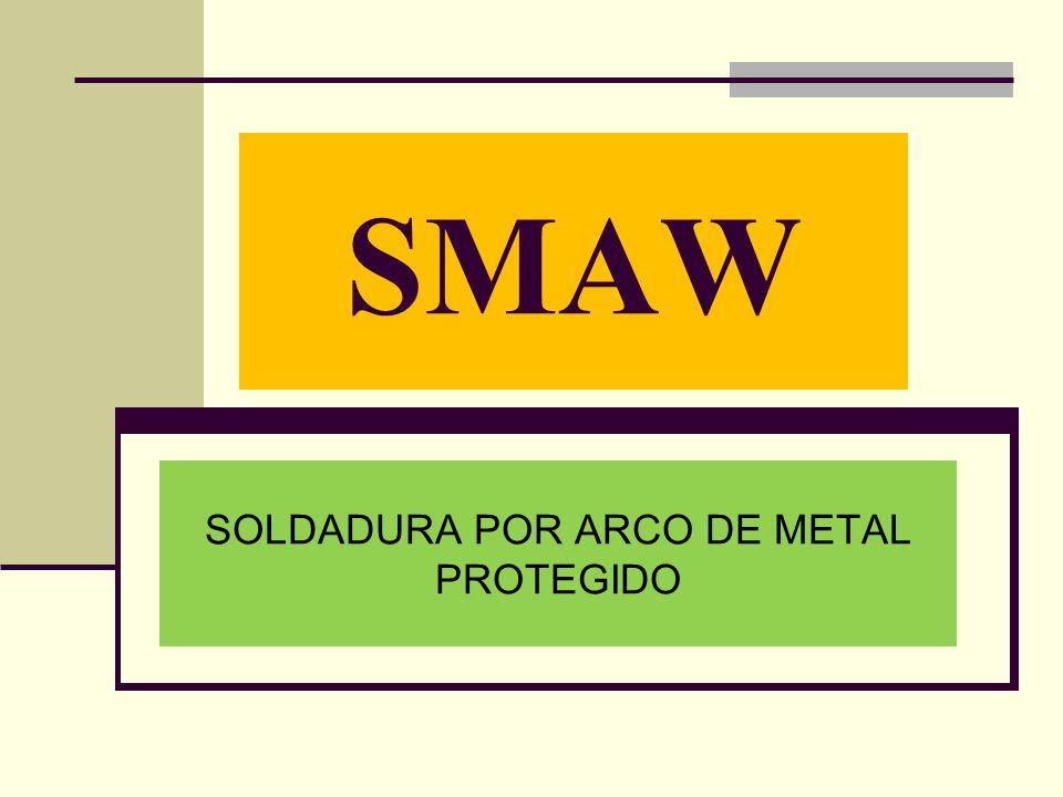 El proceso es principalmente usado para soldar aleaciones ferríficas en trabajos metálicos estructurales, fabricación de barcos e industrias en general.