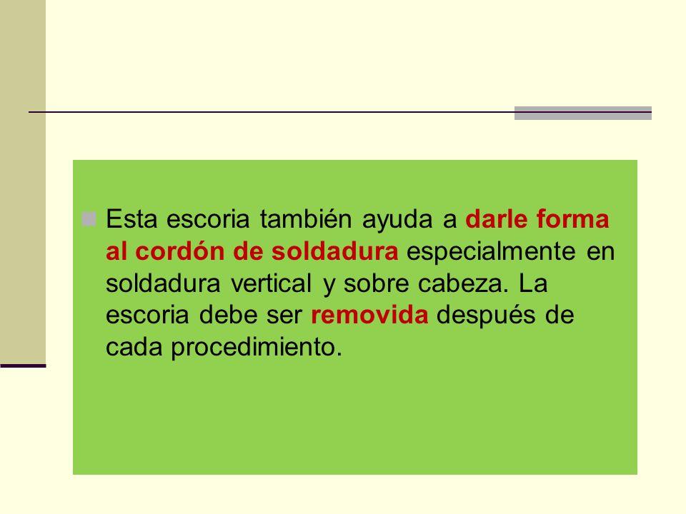 Elección del electrodo La medida del electrodo a utilizar depende de los siguientes factores: Espesor del material a soldar.