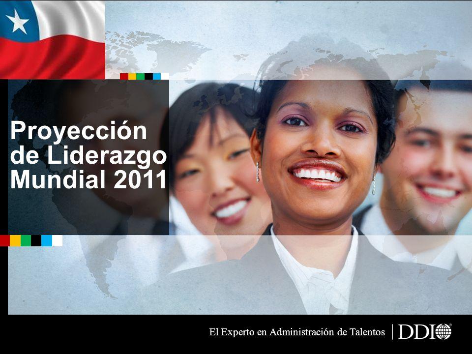 Proyección de Liderazgo Mundial 2011 El Experto en Administración de Talentos