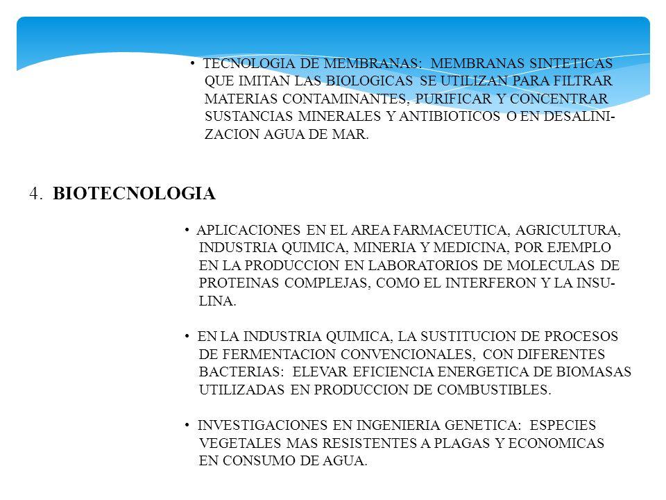5.TECNOLOGIA MEDICA Y DE SALUD ESFUERZOS EN PRODUCIR NUEVAS VACUNAS CON ACTIVIDAD ANTIBIOTICA.