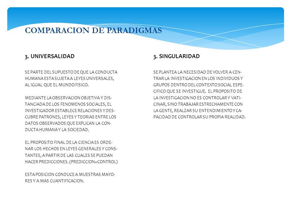 COMPARACION DE PARADIGMAS 4.