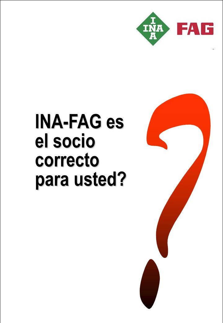 Partnership in Paper INA-FAG es el socio correcto para usted?