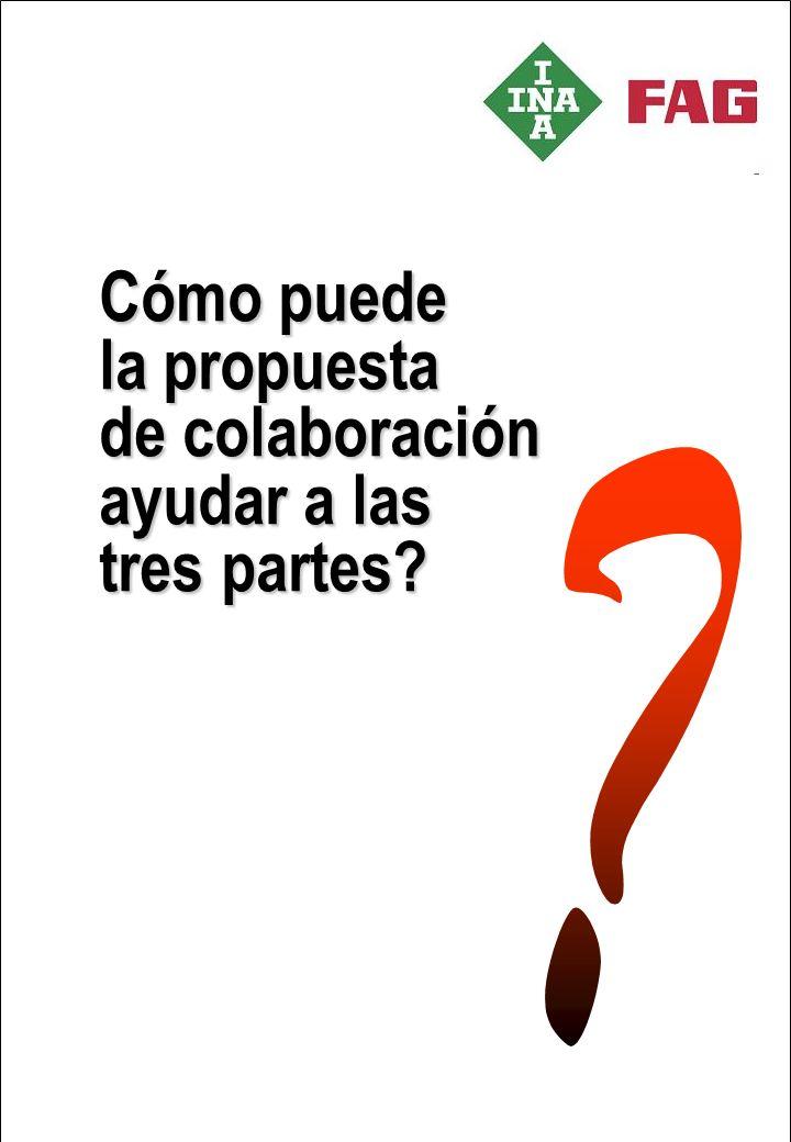 Partnership in Paper Cómo puede la propuesta de colaboración ayudar a las tres partes?