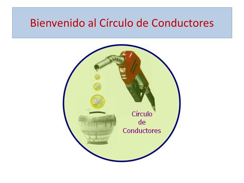 Bienvenido al Círculo de Conductores
