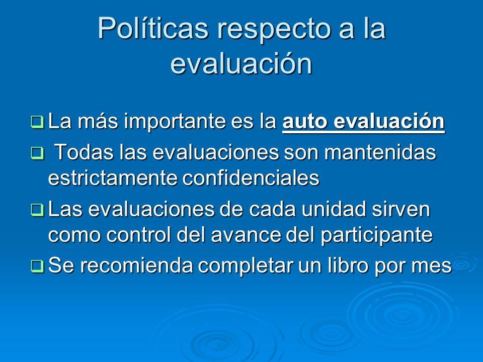 Información general sobre el PCEP y la traducción al español La traducción al español fue hecha en forma independiente por el Dr.
