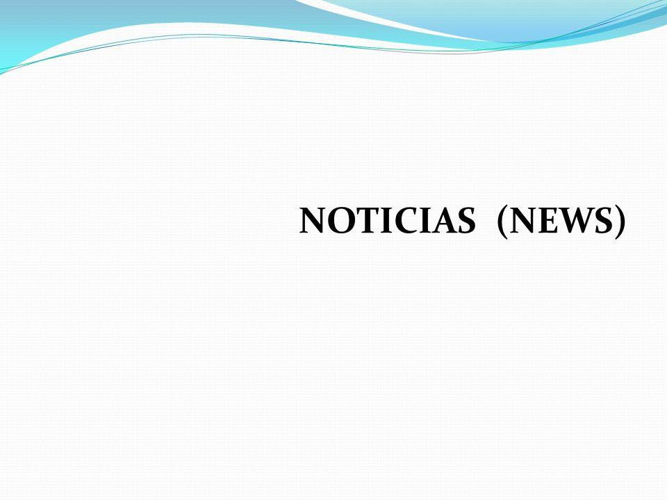 NOTICIAS (NEWS)