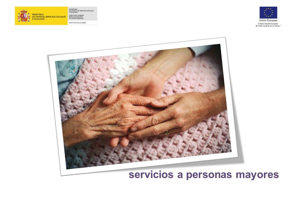 servicios a personas mayores