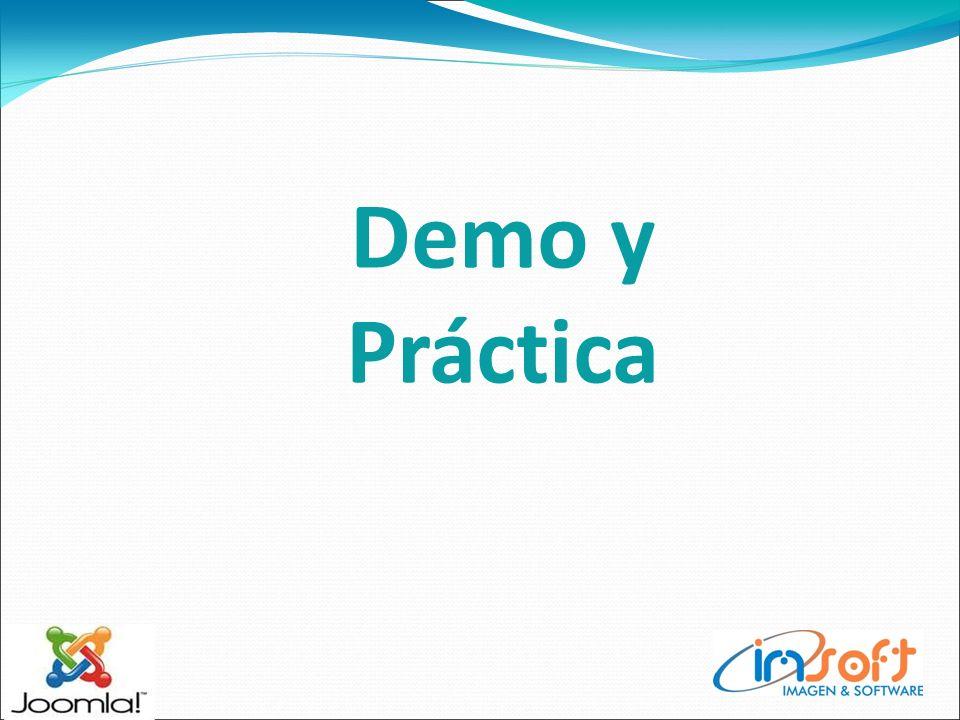 Demo y Práctica