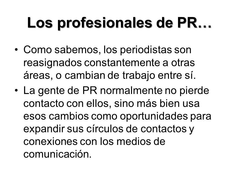 Publicity: Herramientas básicas Publicity: Herramientas básicas La nota de prensa: La nota de prensa es la herramienta esencial para el profesional del publicity.