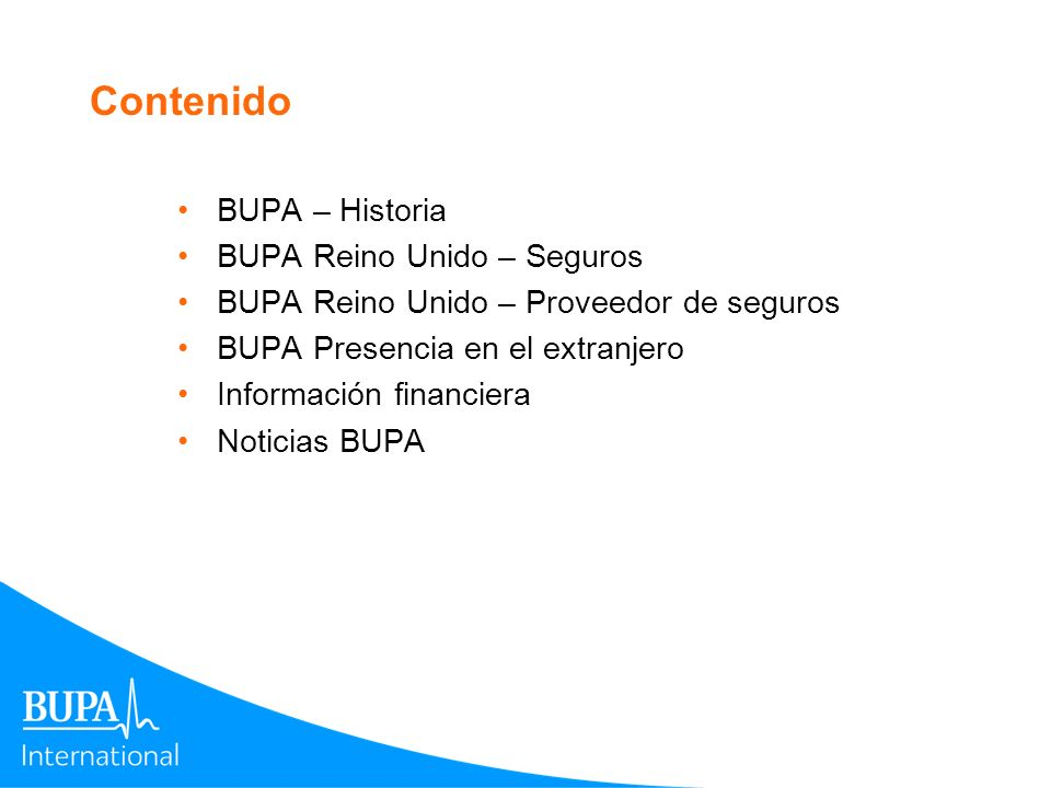 BUPA British United Provident Association