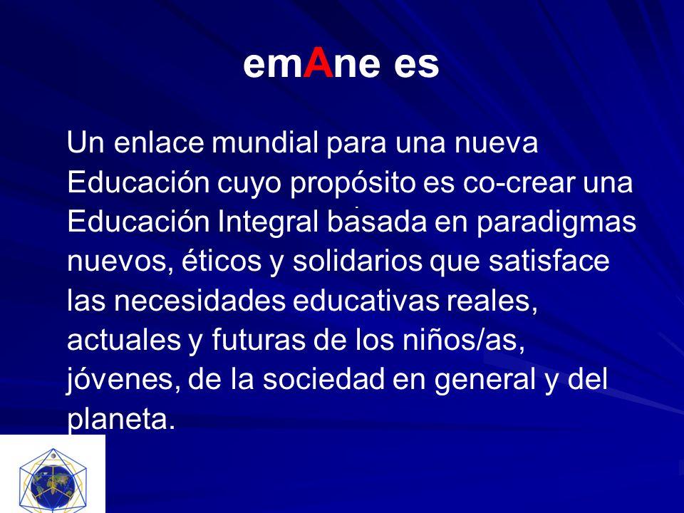 Webs en español y en inglés www.pedagooogia3000.info www.emane.info Broadcasts www.livestream.com/emane
