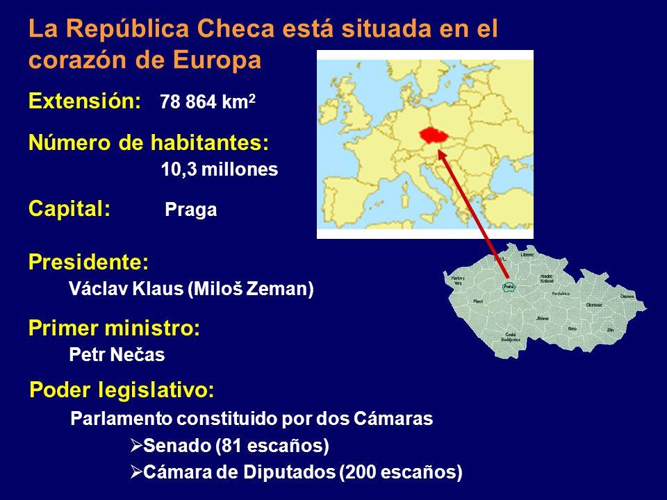 Embajada de la República Checa en Madrid Avenida Pío XII, 22-24 28016 Madrid www.mzv.cz/madrid tel. : 91.353.18.80 e-mail: madrid@embassy.mzv.cz La Re