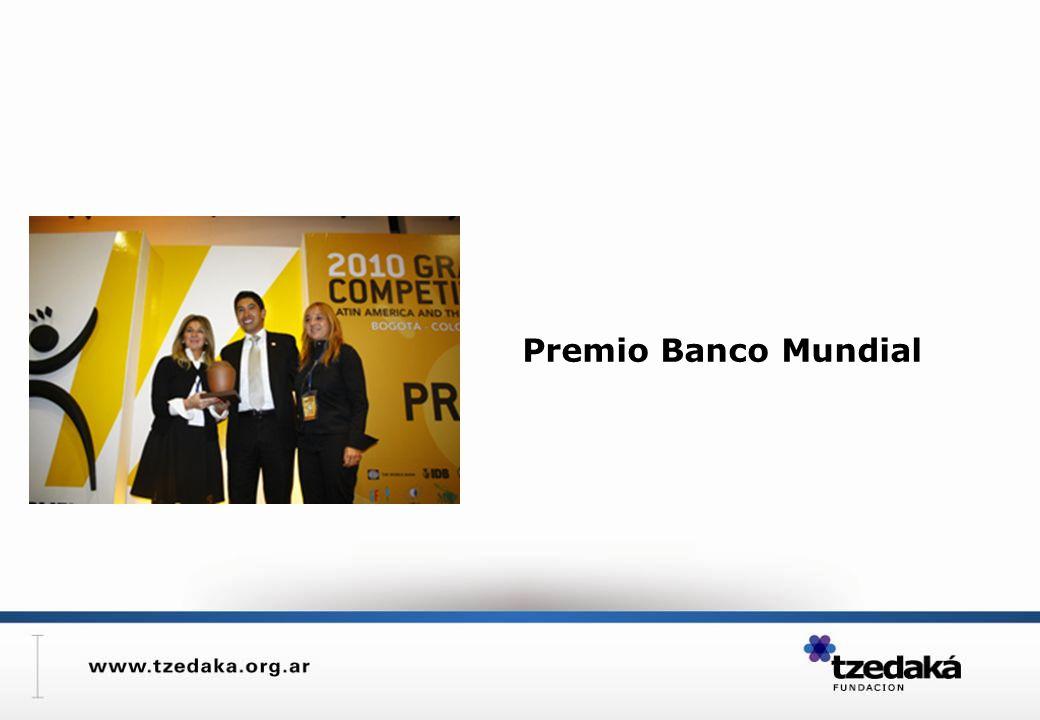 Premio Banco Mundial
