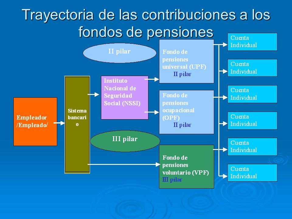 Tipos de Papeles Financieros de Gobierno en manos de los Fondos de Pensiones al 31 de Diciembre de 2003