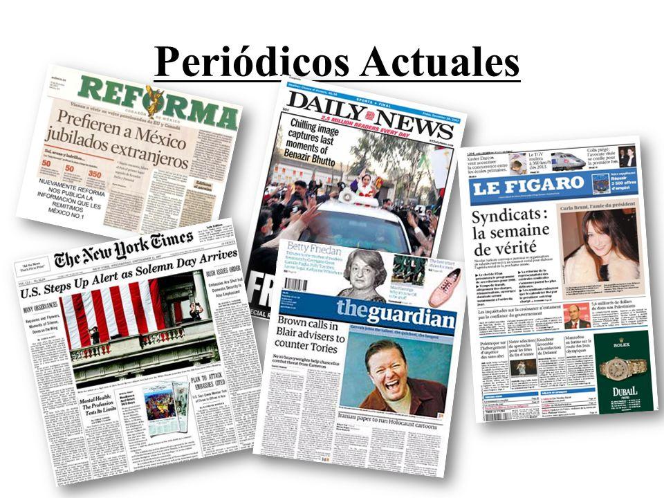 Periódicos Actuales