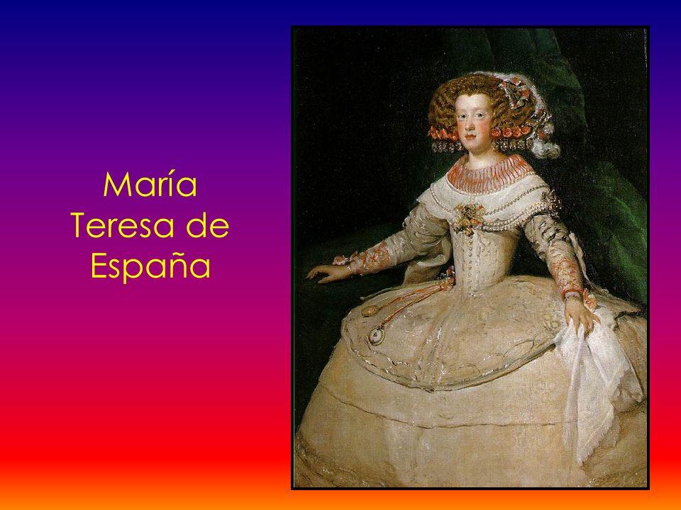 María Teresa de España
