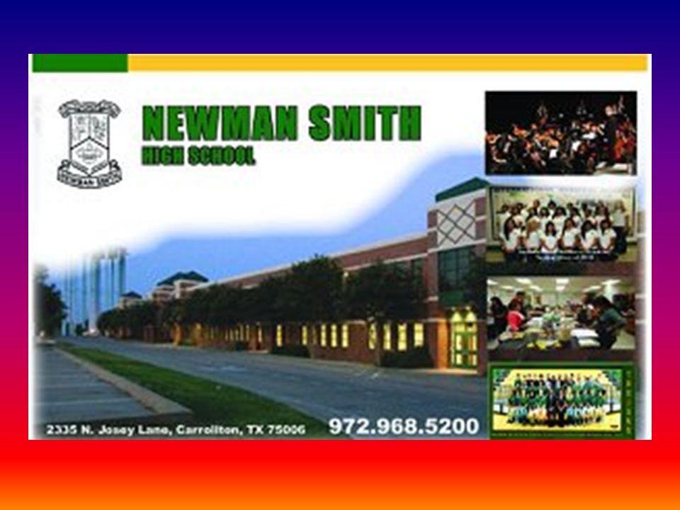 ¡Bienvenidos! ¡Bienvenidos a la Prepa Newman Smith! ¡Bienvenidos a la clase de español!